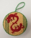 Geckos Ornament
